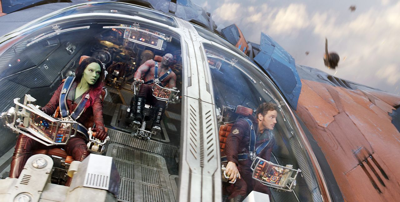 Guardians-Of-The-Galaxy-2-Marvel - Bildquelle: Marvel 2014