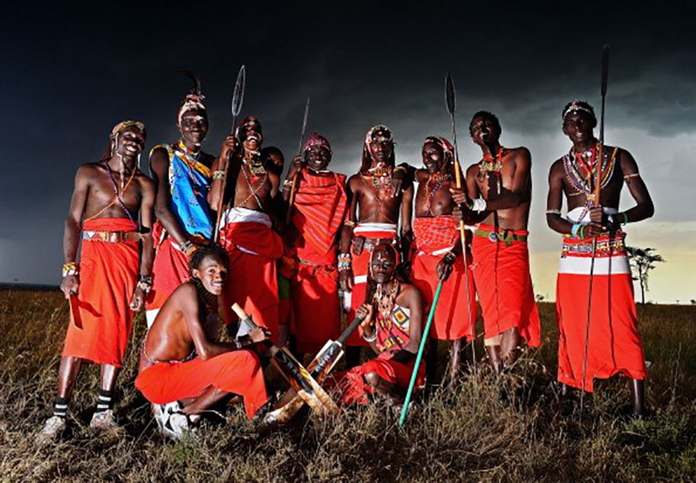 Maasai Cricket Warriors - Bildquelle: GettyImages (Still)*