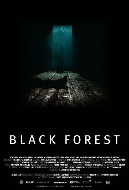 BLACK FOREST - Plakatmotiv