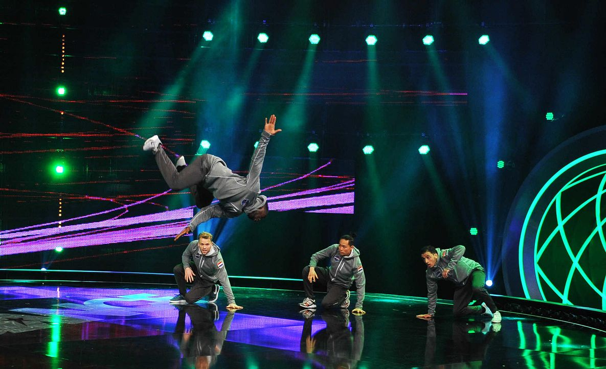 Got-To-Dance-The-Ruggeds-04-SAT1-ProSieben-Willi-Weber - Bildquelle: SAT.1/ProSieben/Willi Weber