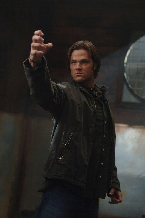 Macht sich Sorgen um seinen Bruder: Sam (Jared Padalecki) ... - Bildquelle: Warner Bros. Television