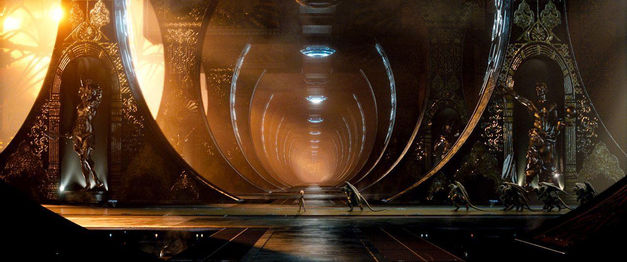 Jupiter-Ascending-13-Warner-Bros-Entertainment-Inc - Bildquelle: 2014 Warner Bros. Entertainment Inc