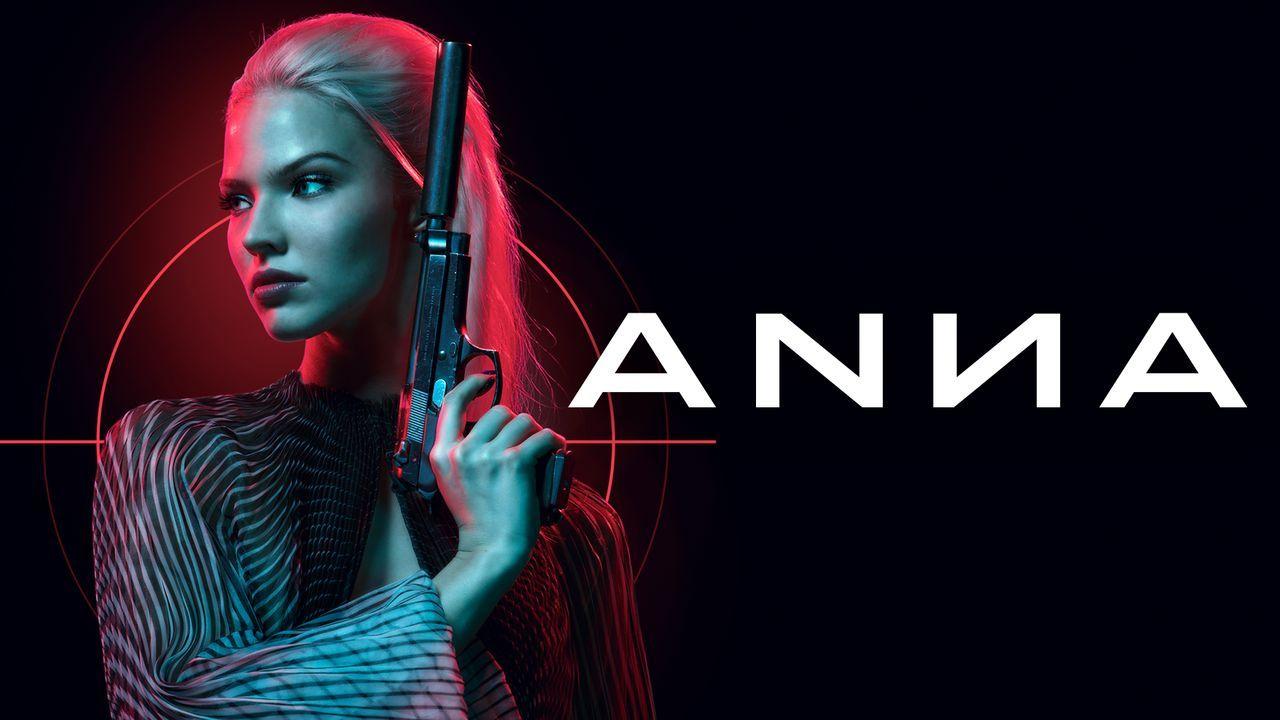 Anna - Artwork - Bildquelle: 2019, EuropaCorp., Canal+, Ciné+, TF1 Films Productions