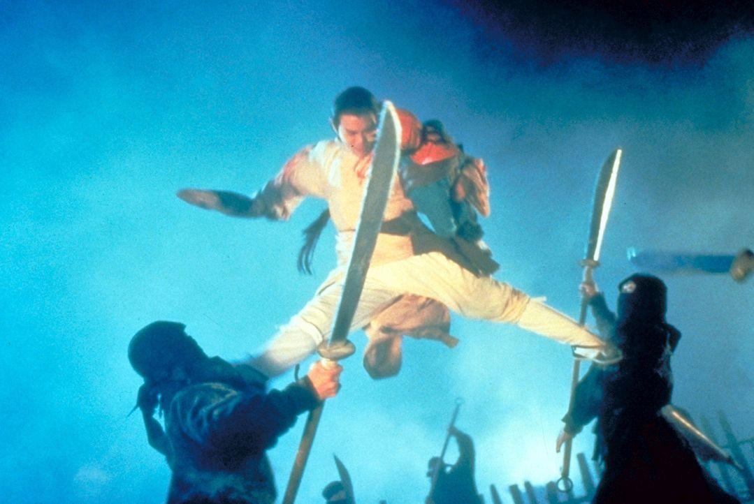 Verzweifelt versucht Hong (Jet Li) das Leben der fünf Kinder zu retten, denen man im Tempel der Shaolin das Geheimnis des Ming-Schatzes anvertraut...