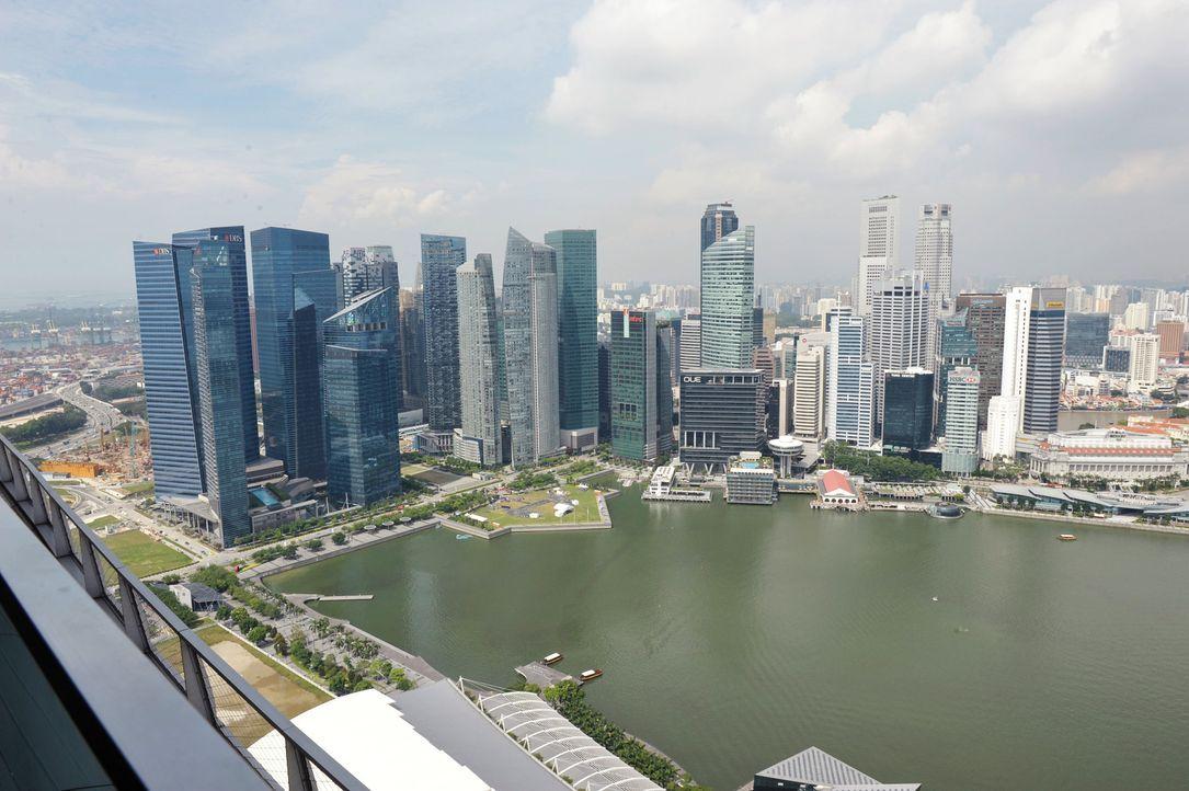 GNTM-Stf09-Epi01-Singapur-Ankunft-30-ProSieben-Oliver-S - Bildquelle: ProSieben/Oliver S.