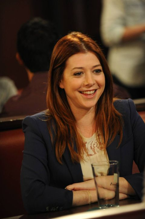 Ihr Umzug nach Rom steht bevor: Lily (Alyson Hannigan) ... - Bildquelle: 2013 Twentieth Century Fox Film Corporation. All rights reserved.