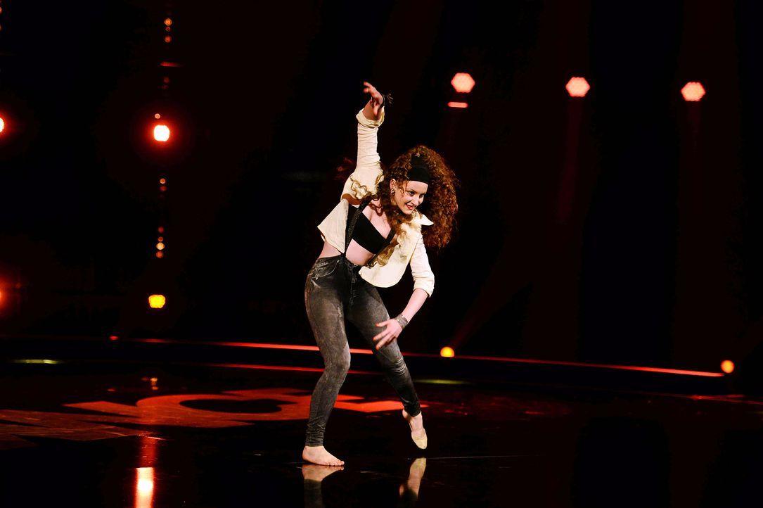 Got-To-Dance-Franziska-04-SAT1-ProSieben-Willi-Weber - Bildquelle: SAT.1/ProSieben/Willi Weber