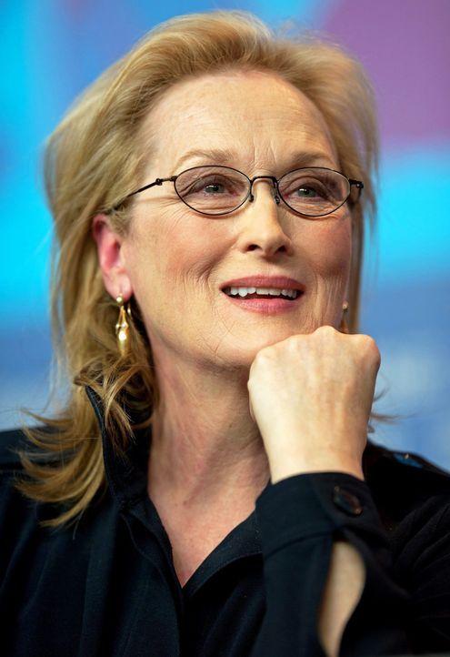 Meryl-Streep-Sup-12-02-14-dpa - Bildquelle: dpa