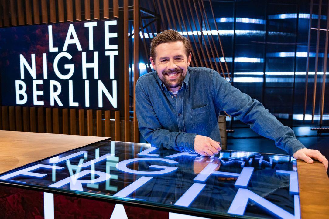 Klaas Heufer-Umlauf - Bildquelle: Richard Hübner ProSieben / Richard Hübner