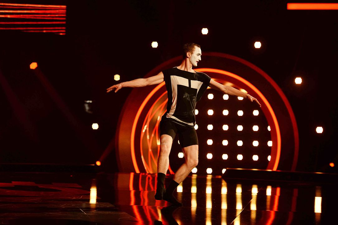 Got-To-Dance-Christoph-Viol-02-SAT1-ProSieben-Willi-Weber - Bildquelle: SAT.1/ProSieben/Willi Weber