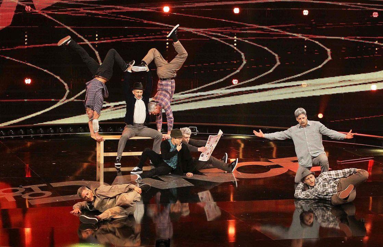 Got-To-Dance-DMA-Crew-05-SAT1-ProSieben-Guido-Engels - Bildquelle: SAT.1/ProSieben/Guido Engels