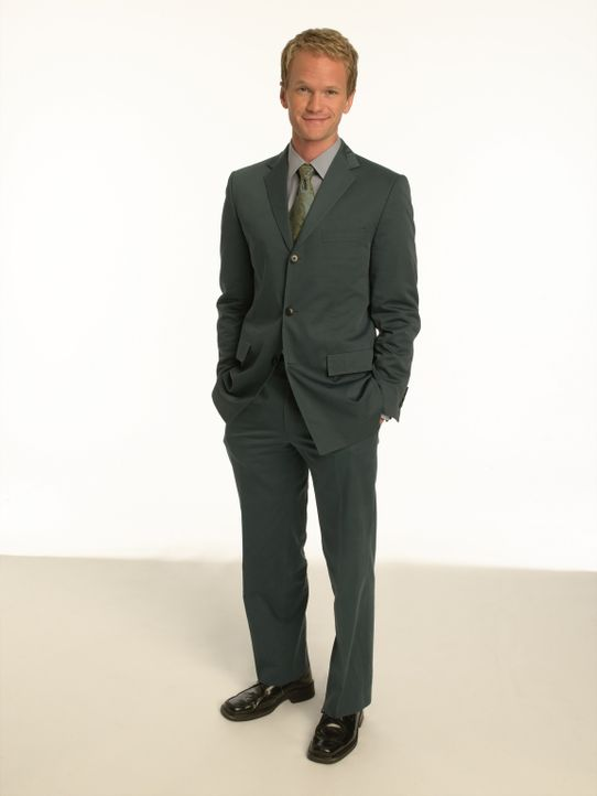 (1. Staffel) - Barney (Neil Patrick Harris), ein Womanizer, will Ted das wahre Leben beibringen ... - Bildquelle: 20th Century Fox International Television