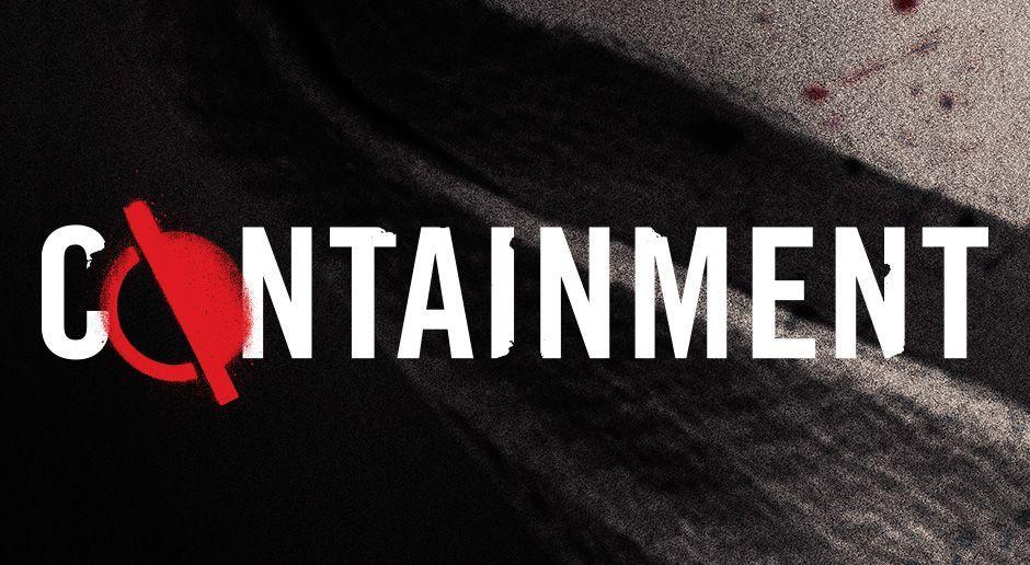 CONTAINMENT - Logo - Bildquelle: 2015 Warner Brothers