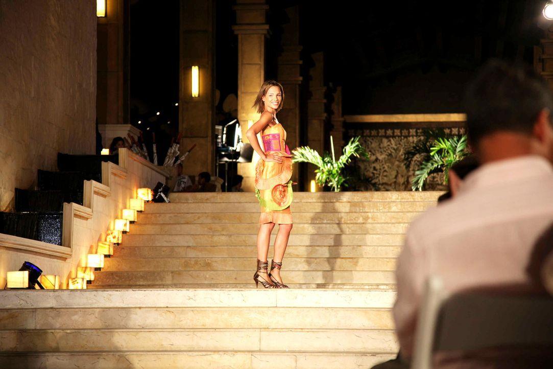 germanys-next-topmodel-stf07-epi09-fashionshow-027-prosiebenjpg 2000 x 1333 - Bildquelle: ProSieben