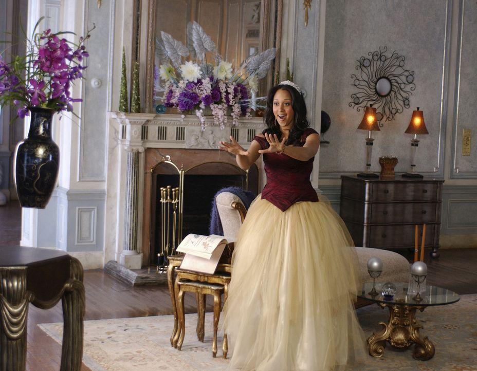 Camryn (Tamera Mowry) muss immer wieder erleben, dass das Hexen gar nicht so einfach ist ... - Bildquelle: Disney - ABC - ESPN Television