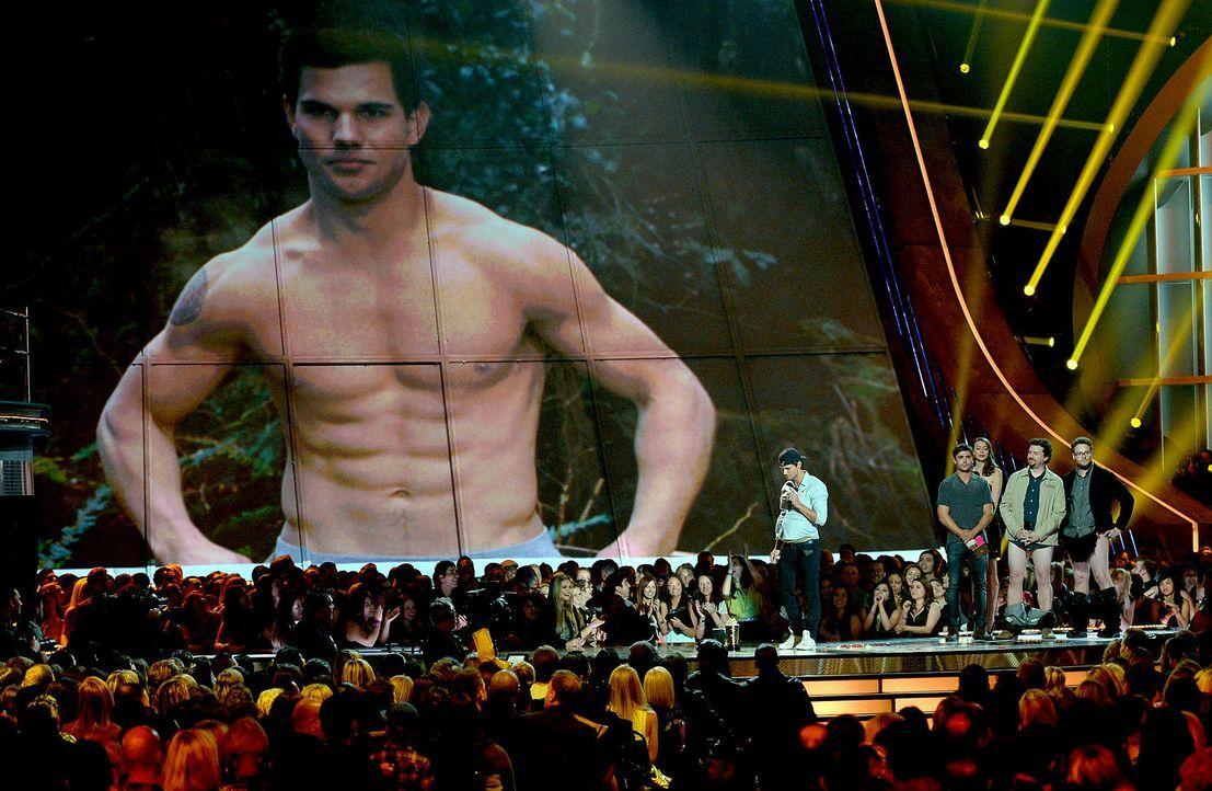 mtv-movie-awards-130414-taylor-lautner-best-shirtless-performance-getty-afpjpg 1700 x 1109 - Bildquelle: getty-AFP