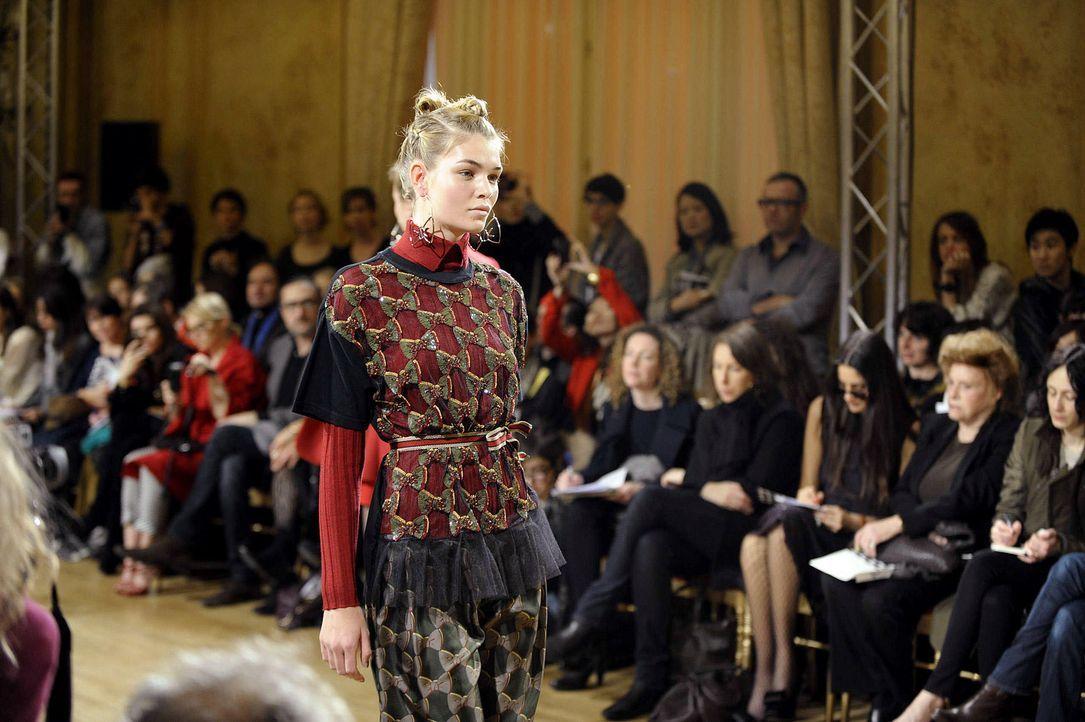 luisagermanys-next-topmodel-stf07-epi10-fashion-show-luisa-038-oliver-s-prosiebenjpg 1950 x 1298 - Bildquelle: ProSieben/Oliver S.