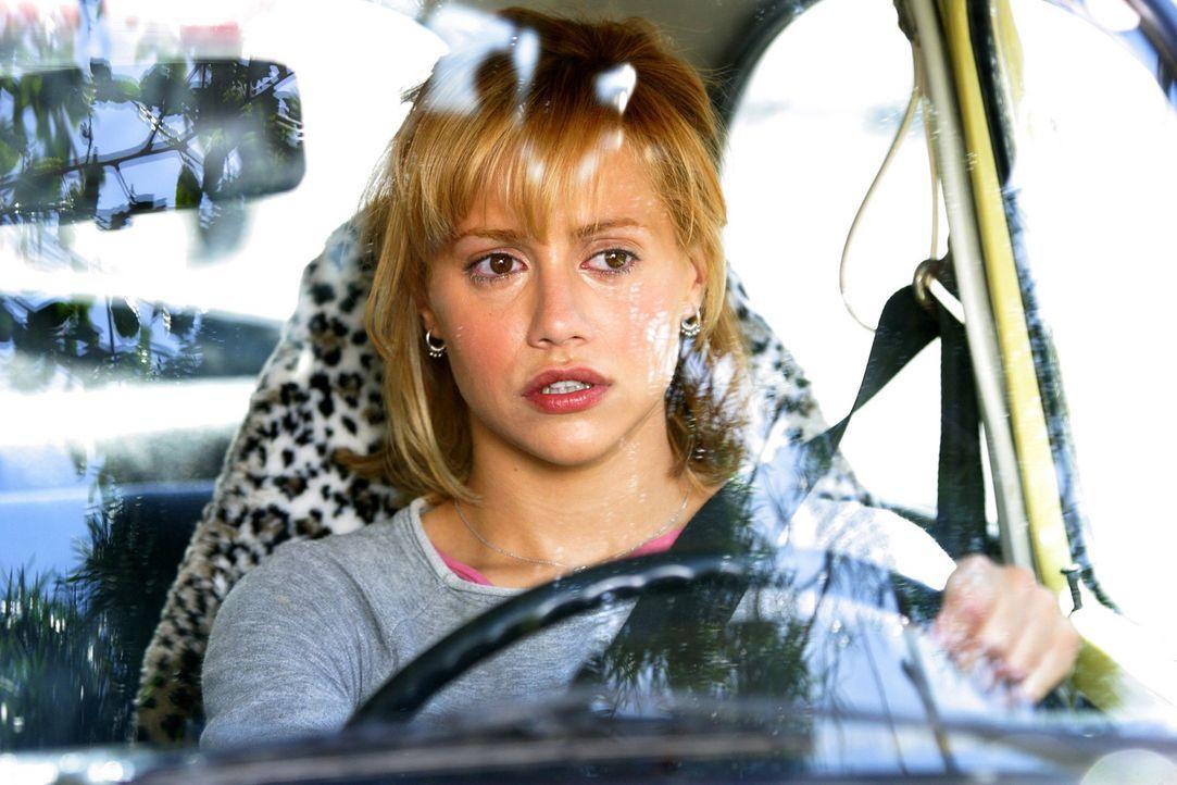 Stacy Holt (Brittany Murphy) träumt davon, als Fernsehjournalistin in die Fußstapfen von Anchorwoman Diane Sawyer zu treten. Zunächst bekommt sie... - Bildquelle: Sony 2007 CPT Holdings, Inc.  All Rights Reserved.