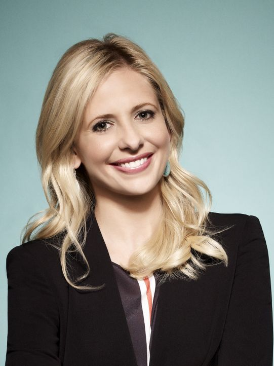 (1. Staffel) - Sydney Roberts (Sarah Michelle Gellar) ist die Tochter des genialen Werbemanagers Simon Roberts. Sie ist als Creative Director in der... - Bildquelle: 2013 Twentieth Century Fox Film Corporation. All rights reserved.