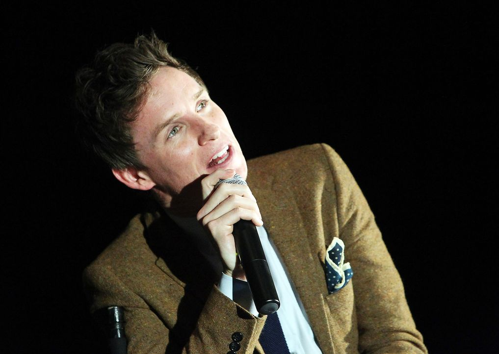 Eddie-Redmayne-150108-getty-AFP - Bildquelle: getty-AFP