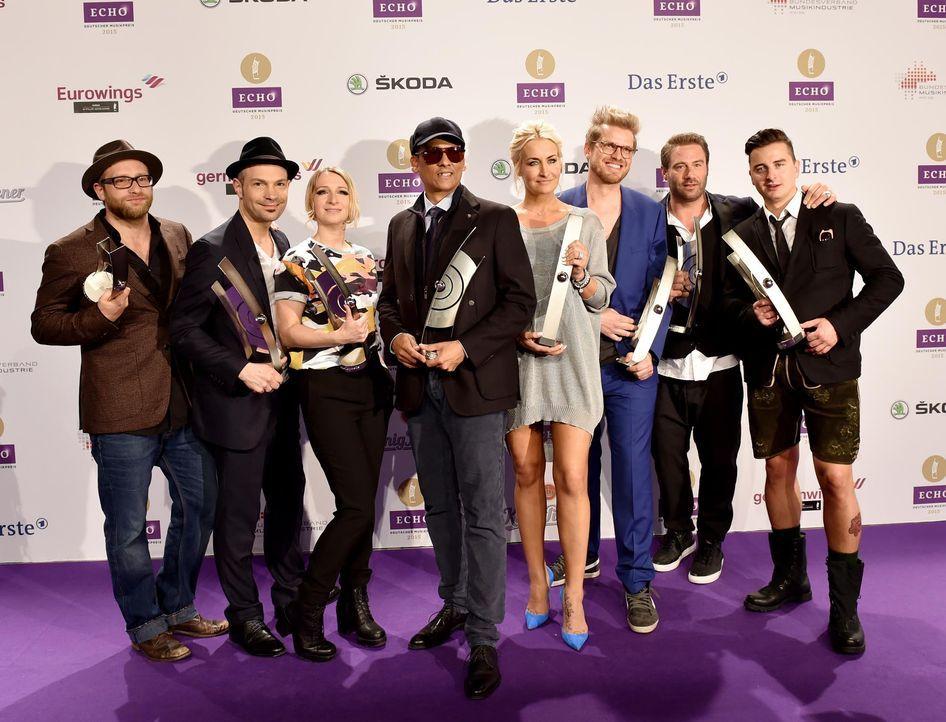 Echo-Gewinner-150326-09-tauschkonzert-dpa - Bildquelle: Jens Kalaene/dpa