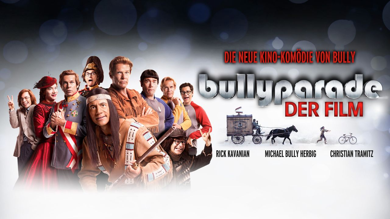 Bullyparade - Der Film - Artwork - Bildquelle: Warner Bros.