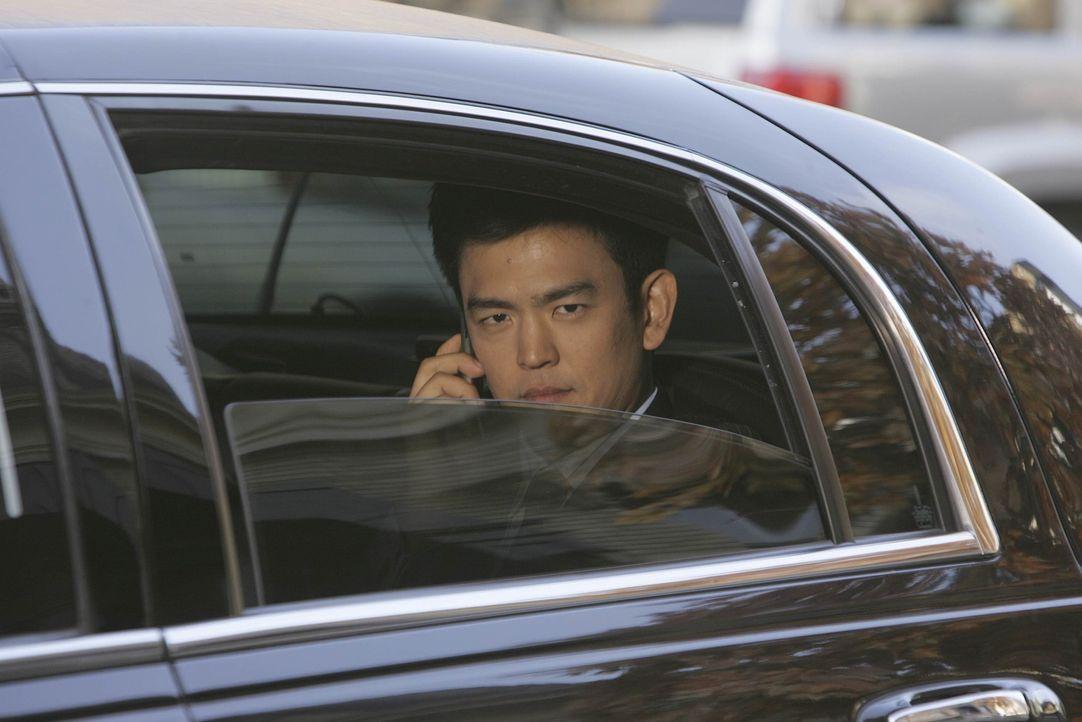 Was hat Jeff Coatsworth (John Cho) vor? - Bildquelle: 20th Century Fox International Television