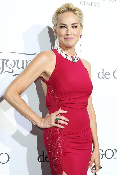 Cannes-Filmfestival-Sharon-Stone-140520-AFP - Bildquelle: AFP