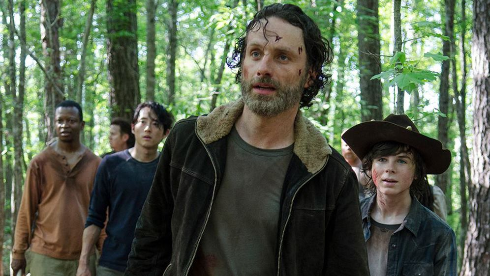 Walking Dead Aktuelle Staffel
