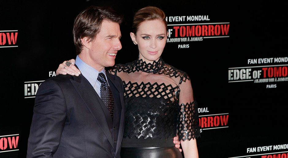 premiere-edge-of-tomorrow-paris-14-05-30-18-Warner-Bros-Pictures - Bildquelle: Warner Bros. Pictures