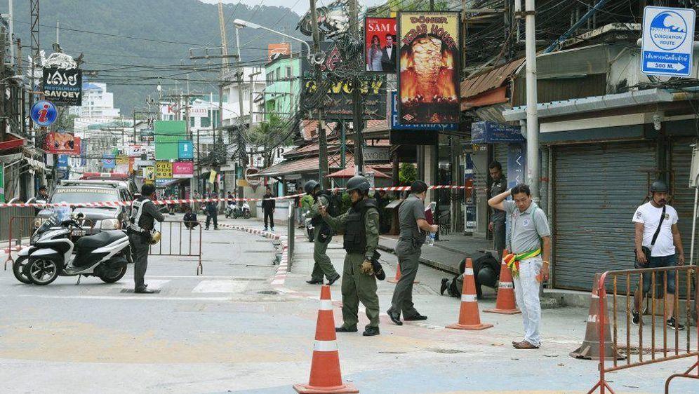 - Bildquelle: EPA/Daily News/Thailand Out