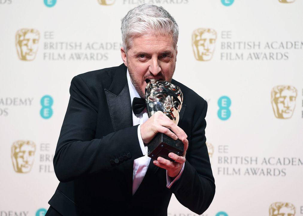 BAFTA-Anthony-McCarten-15-02-08-dpa - Bildquelle: dpa