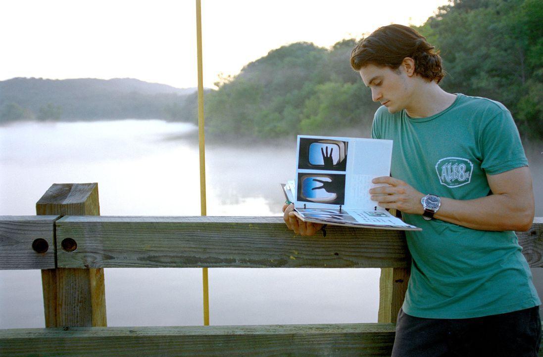 Als der Turnschuhdesigner Drew (Orlando Bloom) nach einem beruflichen wie privaten Megaflop in den Freitod fliehen will, erhält er einen Anruf, dass... - Bildquelle: Paramount Pictures