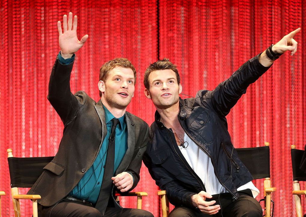 Joseph-Morgan-Daniel-Gillies-14-03-22-getty-AFP - Bildquelle: getty-AFP