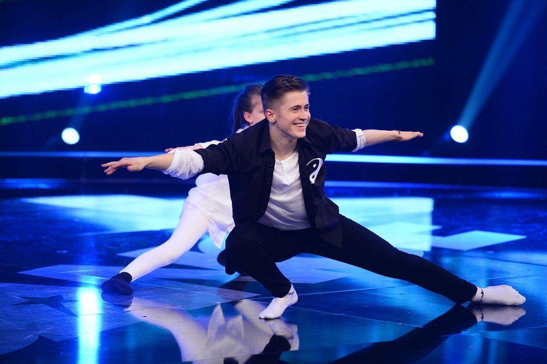 Got-To-Dance-Fritz-Lauri-06-SAT1-ProSieben-Willi-Weber - Bildquelle: SAT.1/ProSieben/Willi Weber