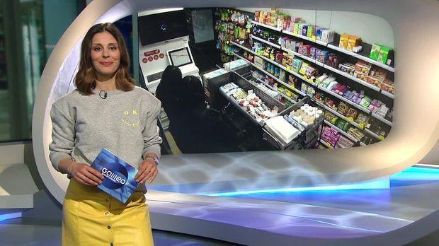 Galileo - Galileo - Samstag: Kommt Jetzt Der Supermarkt Ohne Personal?