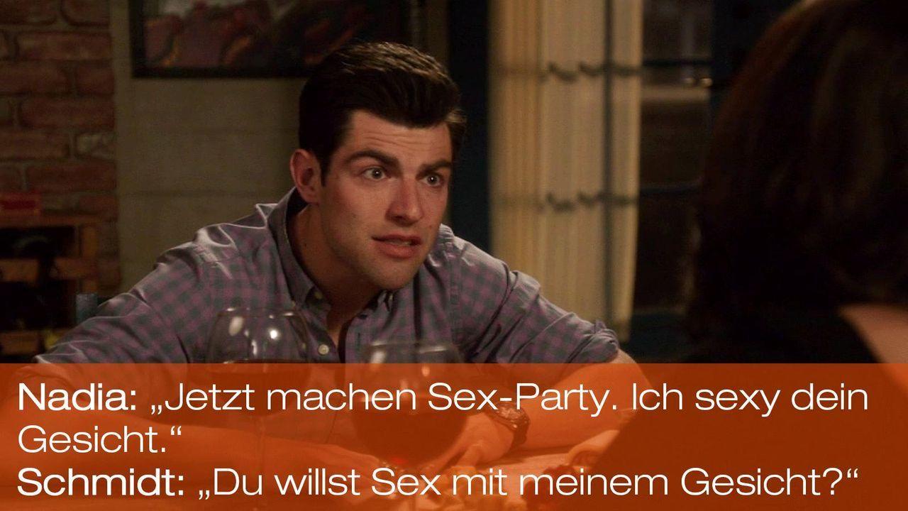 New Girl - Zitate - Staffel 1 Folge 22 - Schmidt (Max Greenfield) - Bildquelle: 20th Century Fox