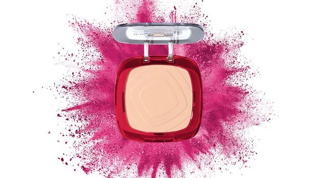 Unsere Empfehlung: Die Puder-Foundation von L'Oréal Paris – Infaillible. Wer...