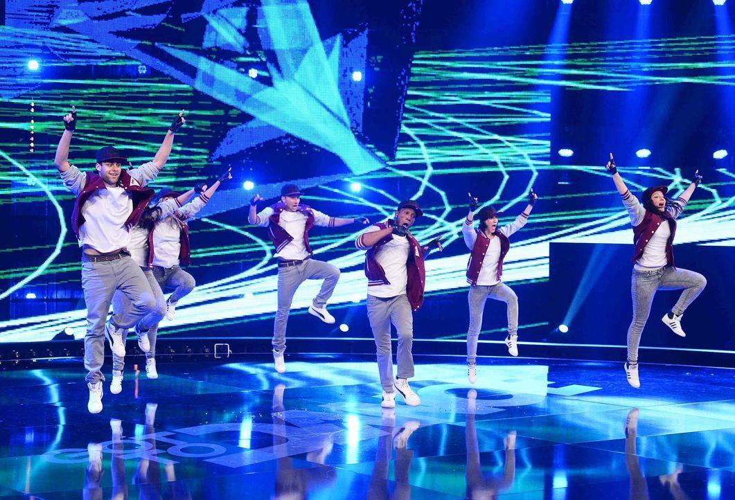 Got-To-Dance-BMB-Crew-12-SAT1-ProSieben-Willi-Weber - Bildquelle: SAT.1/ProSieben/Willi Weber