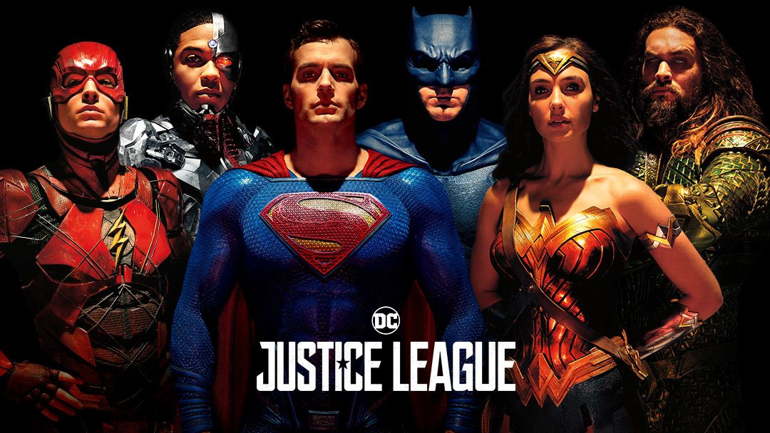 Justice League - Artwork - Bildquelle: Warner Bros.