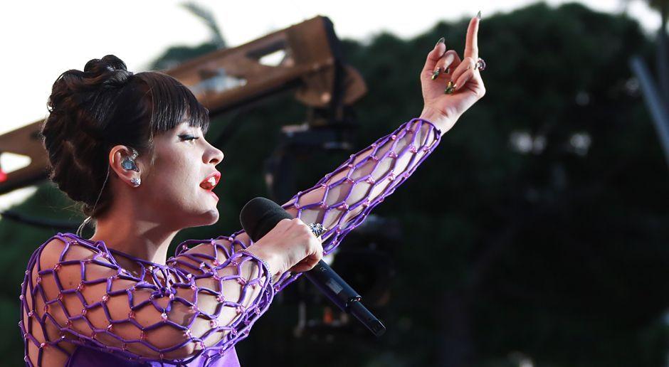 Cannes-Filmfestival-Lily-Allen-140521-1-AFP-HERO - Bildquelle: AFP