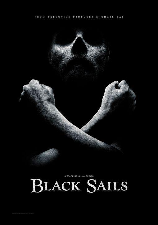 (1. Staffel) - BLACK SAILS - Artwork - Bildquelle: 2013 Starz Entertainment LLC, All rights reserved