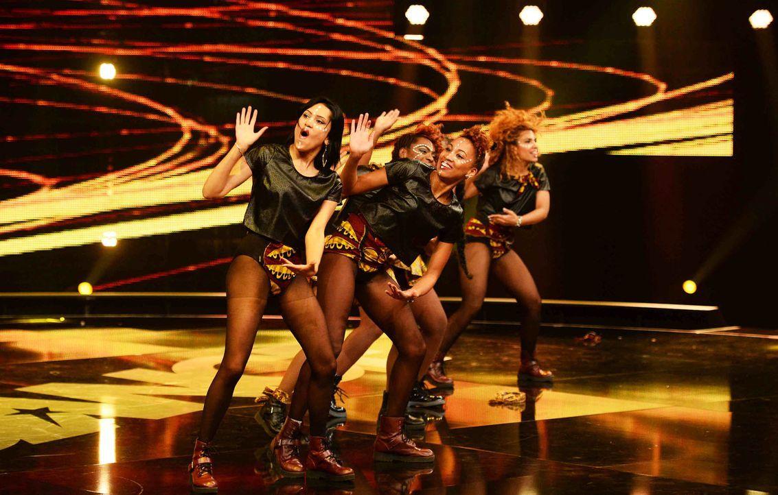 Got-To-Dance-Afro-Flavour-04-SAT1-ProSieben-Willi-Weber - Bildquelle: SAT.1/ProSieben/Willi Weber