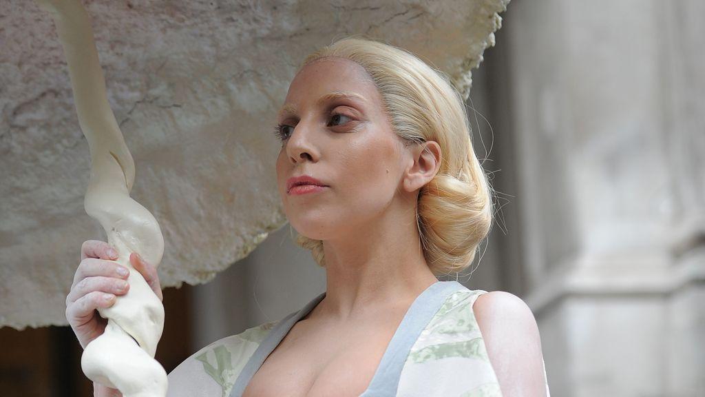 Lady Gaga über Kunst des Nackten: Wenig Kleidung als Befreiungsschlag - Bildquelle: WENN.com