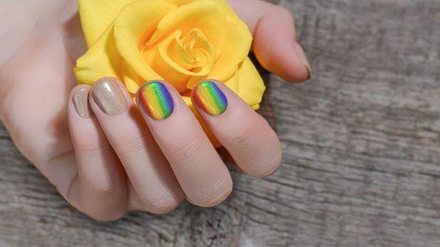 Vielfalt ist wunderbar – wie Ihr den Regenbogen-Look gekonnt auf euren kurzen...