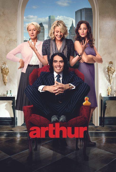 Arthur - Artwork - Bildquelle: Warner Bros.