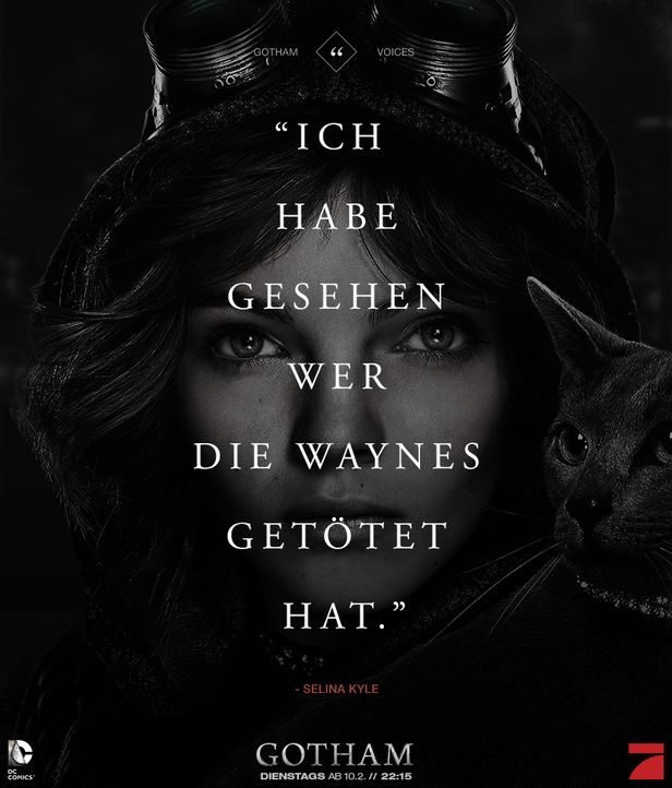 Gotham_Voices_Stimmen_der_Stadt_Zitate_Sprueche_Serie (3) - Bildquelle: DC Comics / Warner Bros. Entertainment, Inc.