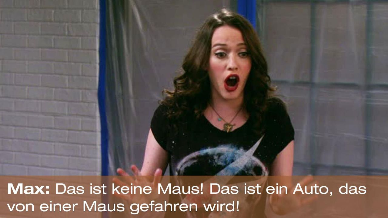 2-broke-girls-zitat-quote-staffel2-episode9-boss-max-maus-warnerpng 1600 x 900 - Bildquelle: Warner Brothers