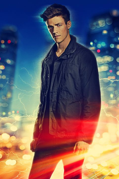 "Barry ""The Flash"" Allen (Grant Gustin)"
