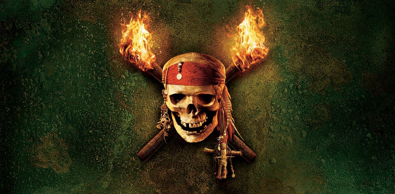 PIRATES OF THE CARIBBEAN  - FLUCH DER KARIBIK 2 - Artwork - Bildquelle: Peter Mountain Disney Enterprises, Inc.  All rights reserved